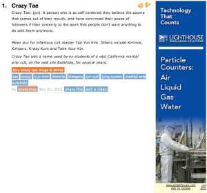 Crazy Tae UD